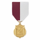 No. 15 General Academics 2 Title Medal