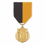 No. 15 Science 2 Title Medal