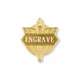 No. 1E Engraveable Pin