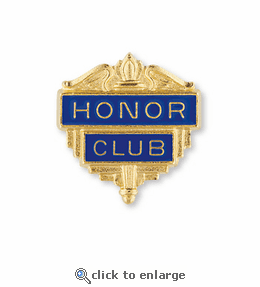 No. 200 History Club Pin
