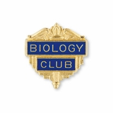 No. 200 Science Club Pin