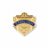 No. 264 Foreign Language Pin
