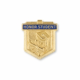 No. 276 Honor Graduate Pin