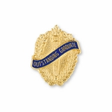 No. 370 Outstanding Graduate Pin