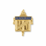 No. 388 Academics Pin