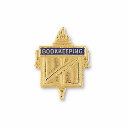 No. 388 Bookkeeping Pin