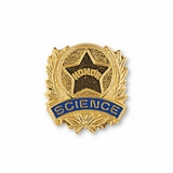 No. 401 Honor Science Pin