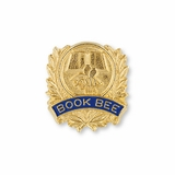 No. 403 Book Bee Pin