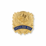 No. 419 Spelling Bee Pin