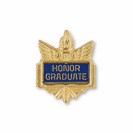 No. 446 Honor Graduate Pin