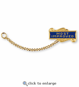 No. 5 Yearbook Guard Pin