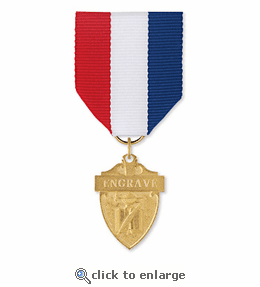 No. 60 Engraveable Medal