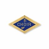 No. 600 Choir Pin