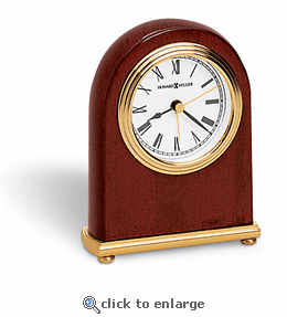 No. 613-487 Rosewood Arch Clock