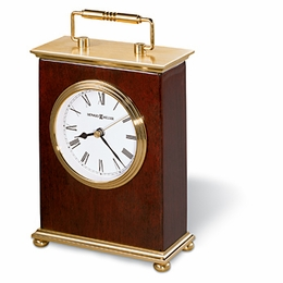 No. 613-528 Rosewood Bracket Clock