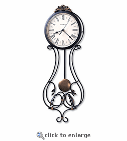 No. 625-296 Paulina Clock