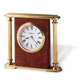 No. 645-104 Rosewood Encore Bracket Clock
