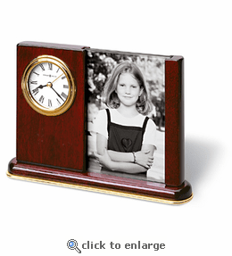 No. 645-498 Portrait Caddy Clock