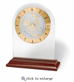 No. 645-603 World Time Arch Clock