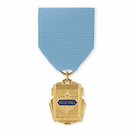 No. 70-1 Football 2 Title Medal
