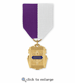 No. 70-1 Foreign Language 1 Title Medal