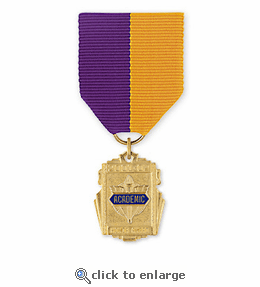 No. 70-1 Library & Media Center 3 Title Medal