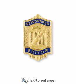 No. 777 Newspaper Pin