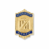 No. 777 Yearbook Pin