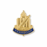 No. 790 Yearbook Pin