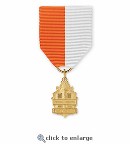 No. 80 Exceptional Achievement Related 2 Title Medal