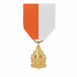 No. 80 Science 2 Title Medal