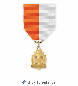 No. 80 Service Related 1 Title Medal