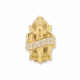 No. 844 Religion Pin