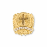 No. 852 Religion Pin