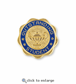 No. 862 Outstanding Student Pin
