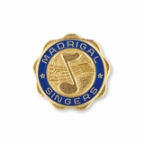 No. 872 Madrigal Singers Pin