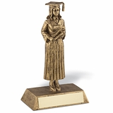No. 9066 Female Graduate Figure