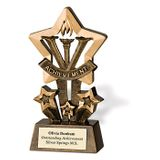 No. 9097 Achievement Star Figure