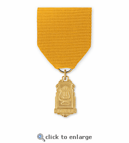 No. 91 General Music 1 Title Medal