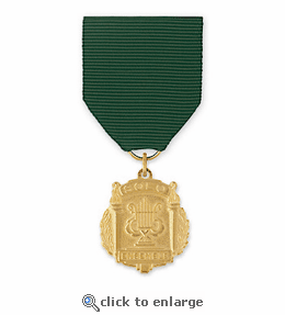No. 95 Orchestra 2 Title Medal