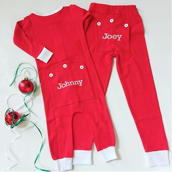 children's christmas pajamas