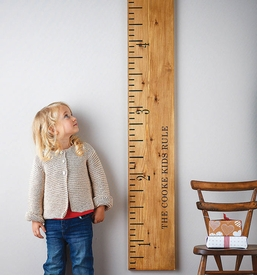 children's personalized growth charts