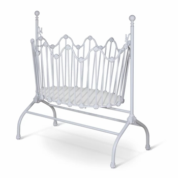 classic iron cradle by corsican