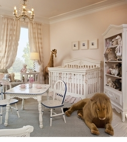 custom nursery design