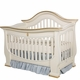 London Crib with Gold Gilding