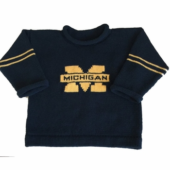 personalized alumni sweater