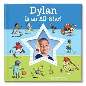 personalized childrens books <BR> (ENTIRE COLLECTION)