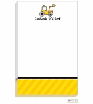 personalized - dig it notepad