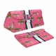 Personalized Eyeglass Case - Tiger (Pink)