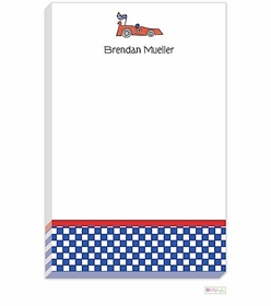 personalized - on your mark notepad